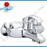 alibaba china hot sale building material top quality artistic brass bath shower faucet