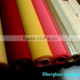 fire resistant silica fabric for high temperature workplace