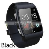 Bluetooth Smart Watch SmartWatch NFC/Anti-lost/Messages/Calls/Heart Rate/Remote Control/Pedometer for Android
