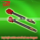 Long Length Carbide End Mill Ball Nose Dongguan