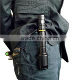 Aluminium Flashlight Zoomable Led Flashlight, Led Flashlight Torch, police led torch flashlight