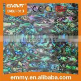 nature green abalone shell sheet/paper