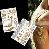 Fashion temporary tattoo paper wholesale tattoo designs factory supplier temporary tattoo sticker
