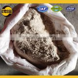 China refractory plant chamotte fire clay powder