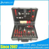 125pcs Aluminium Case Combination Mechanic Tool Box Set