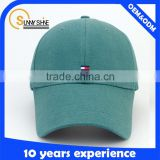 Wholesale 3D Puff Embroidery Hat Custom Short Bill Baseball Caps                                                                         Quality Choice