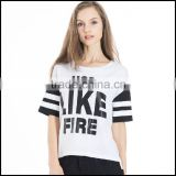 top quality for ladies latest casuals for girls and t shirt fashion in wholesale clothing women with low price