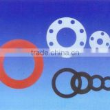 high temperature resistant high corrosion resistant PTFE sealing washers for chemical as customized