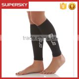 F0024/Custom Sport Women And Men's Leg Compression Sleeves /Graduated Calf Compression Socks For Running,Cycling