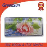 Wholesale Cheap customized license plate sublimation blanks