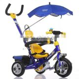 2 seats kids tricycle for Twins / Ride On Toy Style baby tricycle price / children 's tricycle