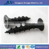 carbon steel wood screw din fastener