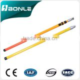 JAT-3 Telescopic High Voltage Operating Rod Stick, Fiberglass Hot Stick