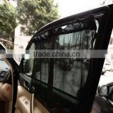 Hot selling Car Sun Shade Side nylon Mesh Window Curtain Foldable Sunshade UV Protection