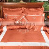 Embroidery hand bedding sheets- no 1