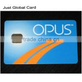 The best material PVC Student ID Card Maker with EM for Checking attendance