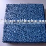 playground rubber flooring/safety play surface/playground safety flooring/outdoor playground surface/playground surface