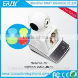 2014 new alarm system two way intercom video camera! nightvision to care fro baby