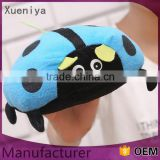 2016 Taobao Hot Sale Small Sized Plush Beatles Toy Funny Insect Toy