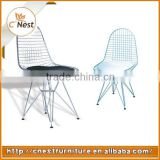 Classic Metal Diamand Bertoia Wire Chair