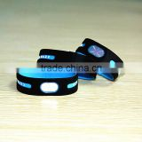 FDA approved food grade silicone Best energy bracelet two-double