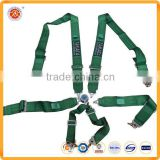 Wholesale 6 point safety seat belt with quick Release Harness for racing car