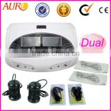 Au-05 easy and healthy machine for your family\dual ion detox foot spa