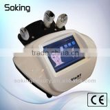 Newest blue beam liposuction RF vacuum skin tightening