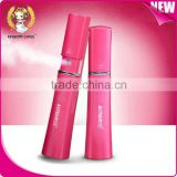 Portable Beauty rose red ABS handy facial mist nano mist