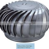 CE CCC ROHS TUV Top quality low cost 3.2-16m/s Industrial Roof Exhaust Ventilation No Power Fan