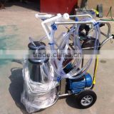 Double Milking Machine for Cow/Goat/Camel