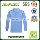 Pique lapel sublimationt 95% cotton 5% elastane wholesale t shirt printing boys pant shirt