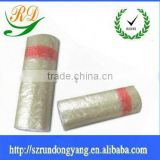 PVA water soluble plastic laundry bags for Hospital use