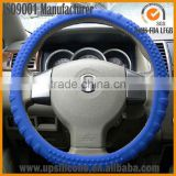 New SILICONE Blue-Glow in the Dark- Car silicone rubber Steering Wheel Covers