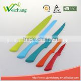 WCE7095 artwork painting blade + pp with TPR handle , hot sale