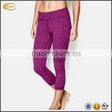 2017 NEW Wholesale Custom Fashion Women Fitness Yoga Sports Leggings Plain Solid Color Jogger Pants