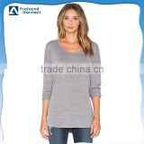 best blank t shirt brand fashion t-shirt stylish blank women tee