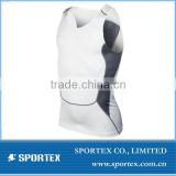 CP-1309 sleeveless compression top, mens sleeveless compression top, mens compession top