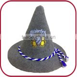 Oktoberfest Felt Party Hat Original Bavarian Felt Hat PGC-0343