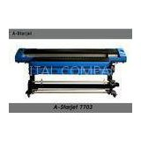 A-Starjet 7703 CMYK  four color 1.8m eco solvent printer with 3 DX7 heads