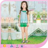 BIBIQ Latest Chiffon Printed Set Summer Casual Children's Clothing