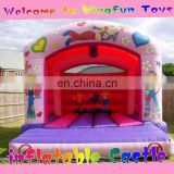 Groovy-Chick inflatable bounce house