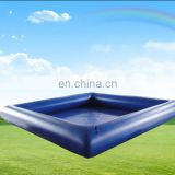 kids square inflatable swimming pool