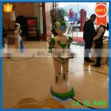 Smart Restaurant Waiter Robot With Laser Navigation System