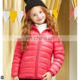 T-GC018 Factory Direct Wholesale Girls Short Jacket Child Winter Fashion Coat