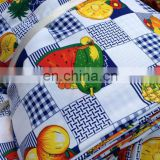 polyester minimat fabric table cloths fabric printing