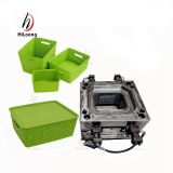 plastic products injection mold fruit basket mould making