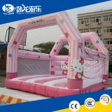 Hot selling commercial inflatable bouncer combo,inflatable bouncer slide combo