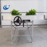 Selling splice length of ebb and flow rolling table in chenchao factory