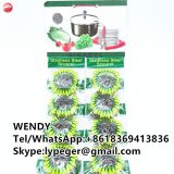 Heavy duty stainless steel kitchen scourer scrubber